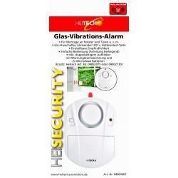 Glas Vibrations Alarm Tür und Fenster Glasbruchmelder