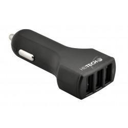KFZ-USB Adapter 3 fach USB Ladestecker 3 Fach für KFZ
