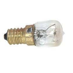 Backofenlampe E14 25Watt klar 195lm Lampe für Backofen Birnenlampe E14 bis 300°C