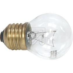 Backofenlampe E27 40 Watt klar 395lm Lampe für Backofen Kugellform E27 bis 300°C