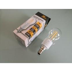 Led Filamentlampe 4,5Watt Dimmbar warmweiß