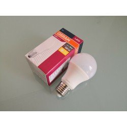 Osram Led Leuchtmittel E27 8,5 Watt warmweiß Led Value Classic A 60 Osram Led