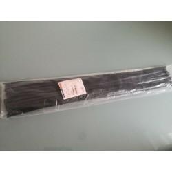 Hellermann Tyton Kabelbinder760 x 7,6mm schwarz 50 Stück