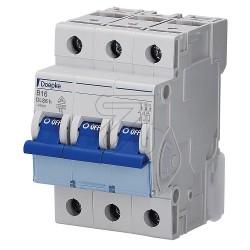 Doepke Leitungsschutzschalter 3 Polig B16A , Sicherungsautomat B16A DLS6H