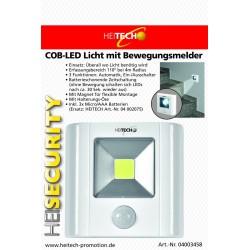 COB Led Licht mit Bewegungsmelder