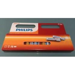 Philips AAA Batterien R3 Mignon 12 er Pack AAA R3 Mignon Batterien 12 Stück 1,5V