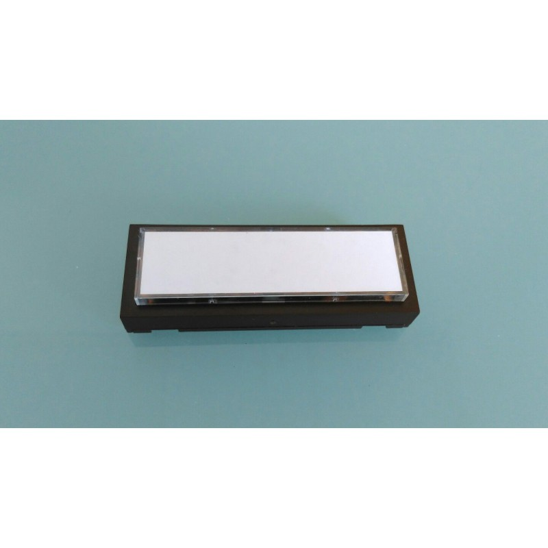 Kontaktplatte Klingelplatte Klingeltaster Mit Namensschild