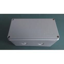Kabel Abzweigdose Abzweigkasten Aufputz 200x100x110mm Kabeldose AP Grau